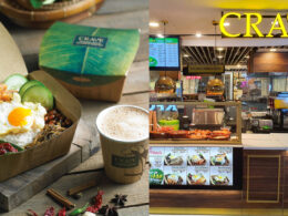CRAVE opens latest outlet at Bugis Junction