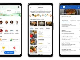 Google Pay Singapore launches food menu ordering