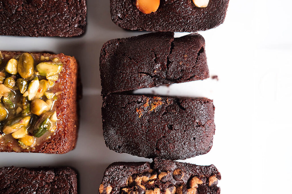 Brownies by Two Hands