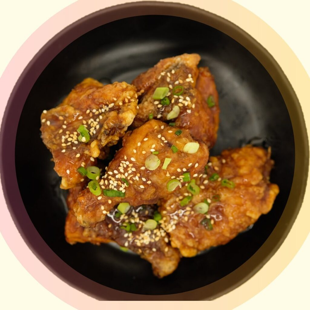 Birdhaus Honey Soy chicken