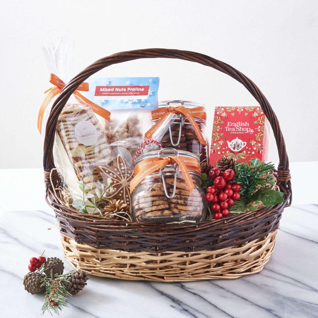 Large Gift Basket delicious