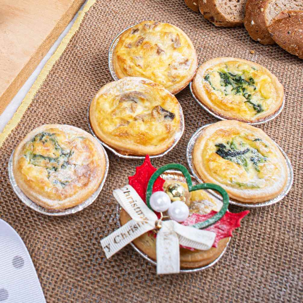 Mixed Quiches